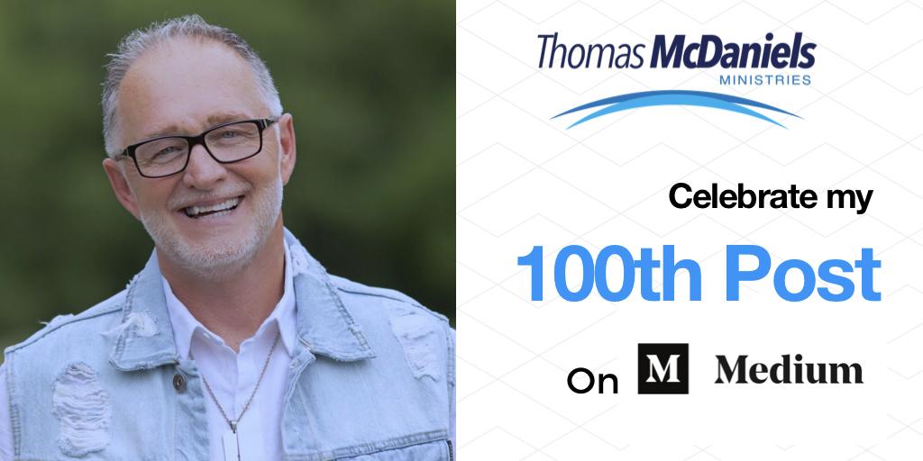 Celebrate blog 100