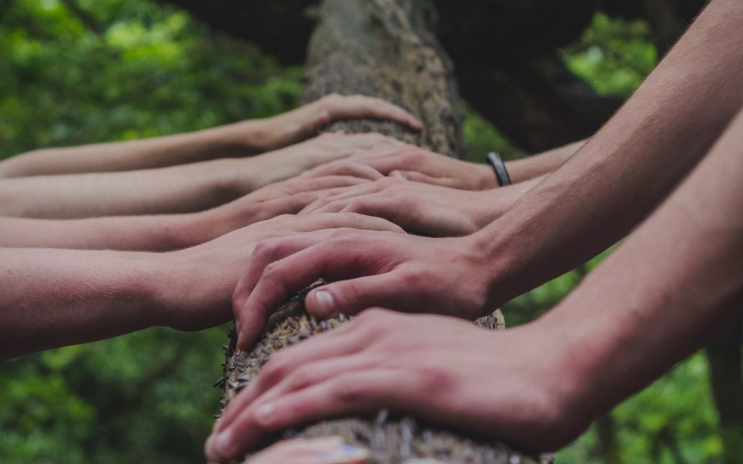 Avoid the Isolation of Social Distancing by Connecting with God and Others