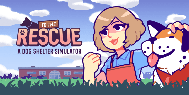 To The Rescue! dog shelter simulator game