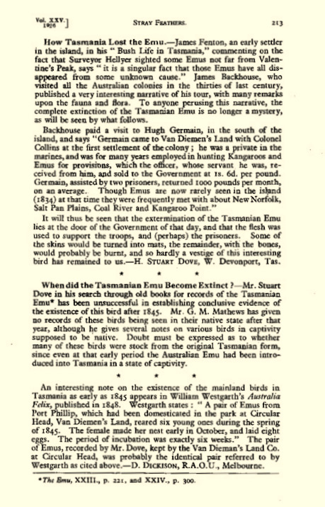 An Ornithological Disaster: Thomas Nevin'semu1878 (3/6)