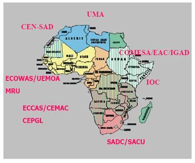Résultats de recherche d'images pour «Africa's Regional Integration images»