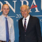 Yes, That's Me and Ron Paul