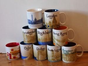 Starbucks Mugs