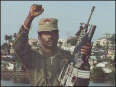 Prince Johnson Chef de guerre