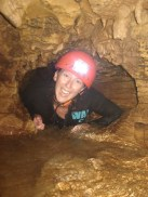 Caving through the Haggis Honking Holes, New Zealand