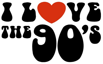 Gesucht: typisch 90er