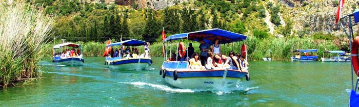 The best boat trips in Marmaris, Bodrum, Dalyan, Kos, Fetihe, Datca, Bozburun. English spoken!