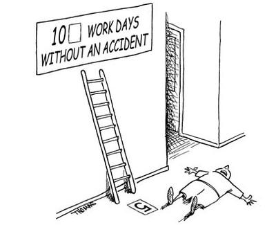 Thomastoons Cartoon Blog: Cartoon Workplace Accident