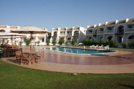 Hotel Barracuda Beach resort