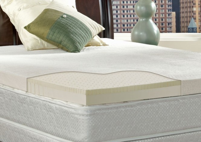 Thomasville 3 Talalay Latex Topper