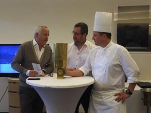 Epicuria prend le relais de Gastronomia, à Martigny