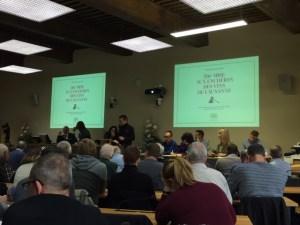Vins de Lausanne: une bonne mise 2018