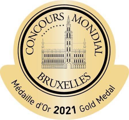 Concours mondial de Bruxelles 2021 —  Un rouge tessinois en pointe!