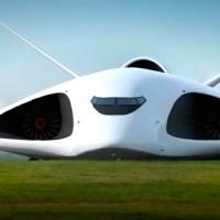 PAK TA, un concept futuriste - et loufoque - d'avion cargo supersonique russe