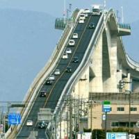 L'un des ponts les plus impressionnants du monde se trouve au Japon [photos + vidéo]
