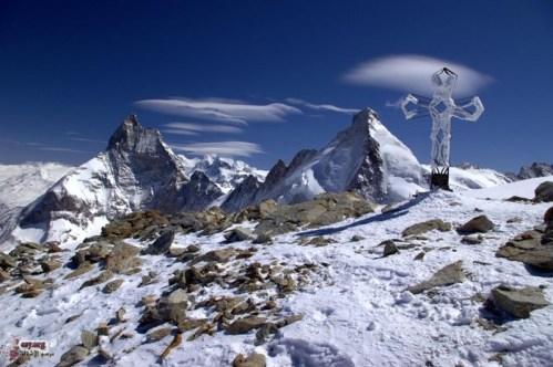 La haute route, en France et en Suisse, à faire à pied ou en ski !
