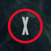 The X-Files logo