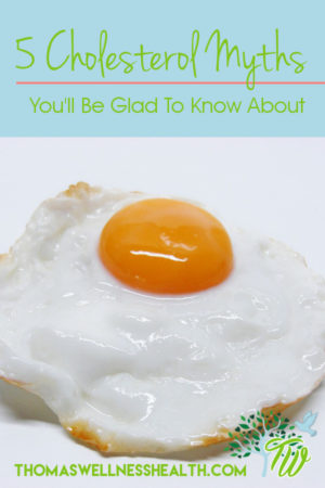 5 Cholesterol Myths You'll Glad to know about