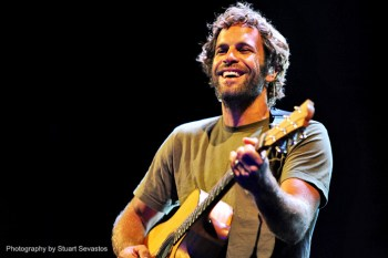 Jack Johnson live in Chicago
