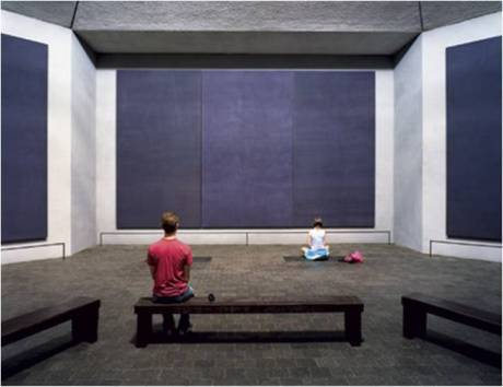 The Rothko Chapel, Houston Texas