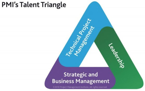 PMI's Talent Triangle Explained
