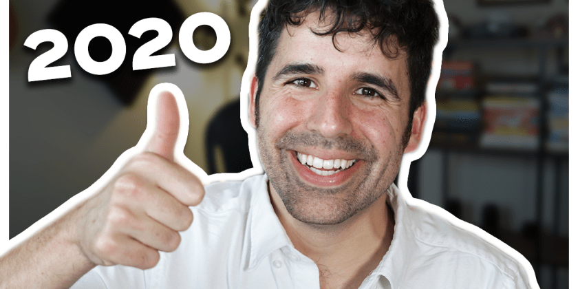 My 2020 Plans | This channel, the podcast, online courses…baby?