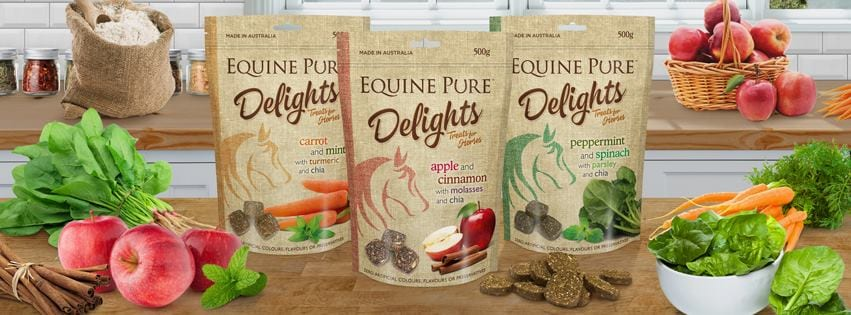 Equine Pure Horse Treats