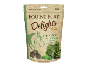 Equine Pure Peppermint and Spinach