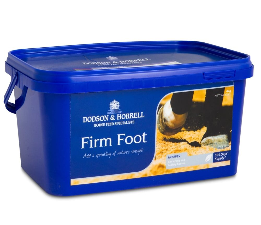 Dodson and Horrell Firm Foot