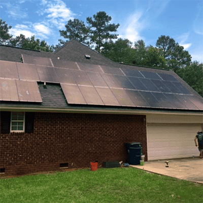 Commercial solar companies in North Carolina