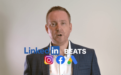 Why Linkedin Beats Facebook, Instagram & Google Adwords For Lead Generation For Financial Advisers