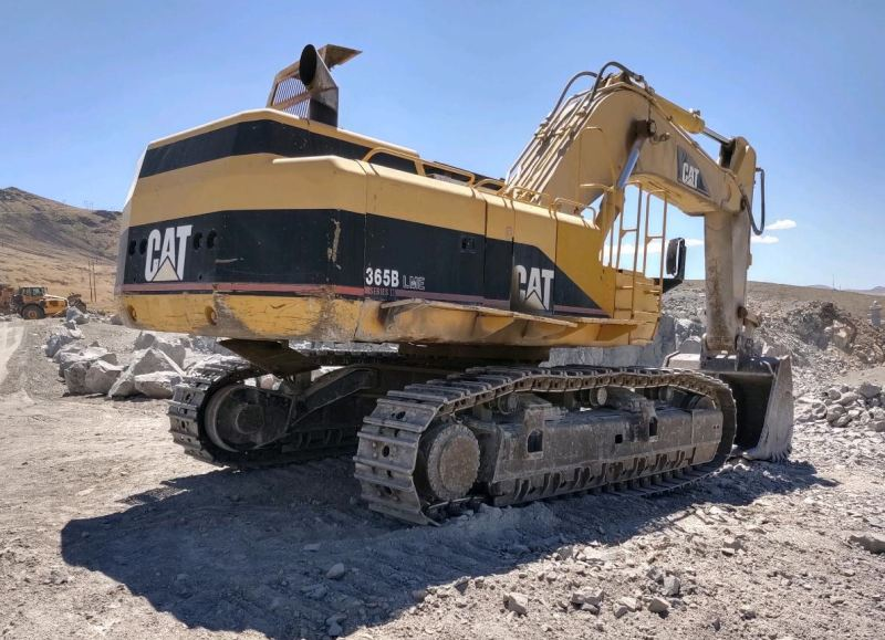 2003 Caterpillar 365BL ME Right Rear