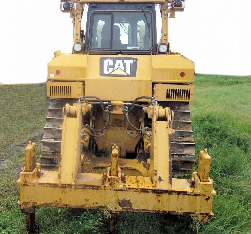 2007-CAT-D7RII-XR - D7RII-REAR
