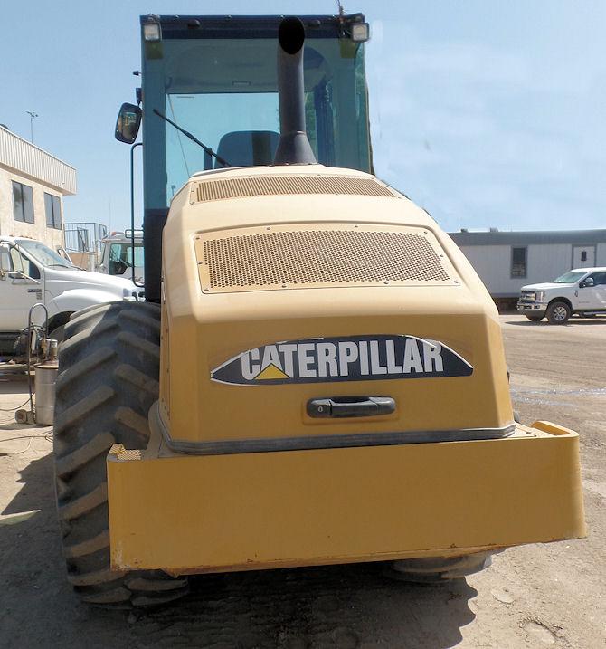 2012 Caterpillar CP56 Rear