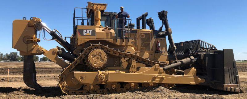 2012-CAT-D11T - D11T-RS-RIPPER-DOZER-INSTALLED