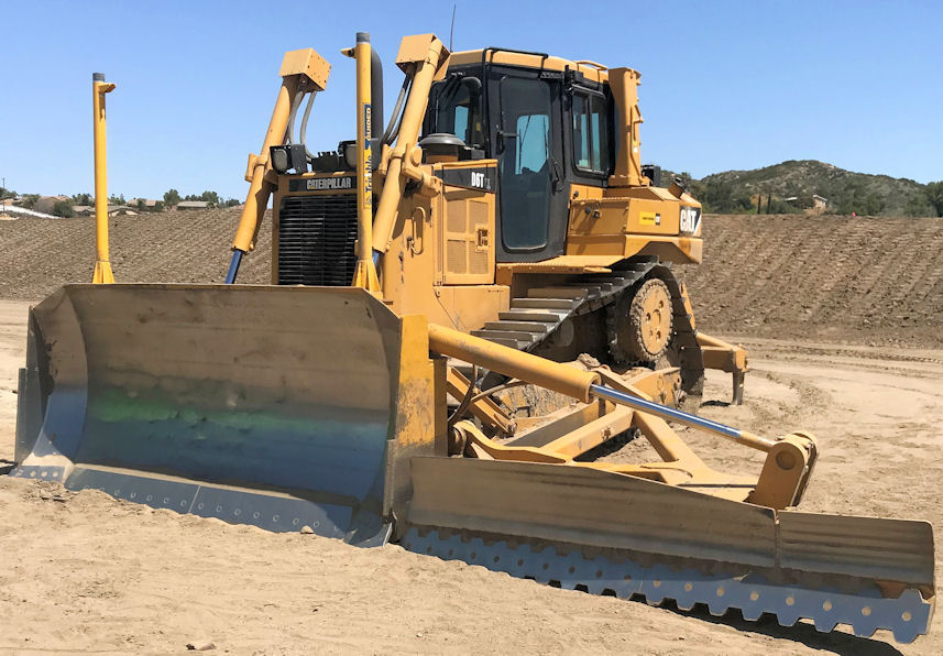2008 Caterpillar D6T XL Dozer - Thompson Machinery Sales Inc