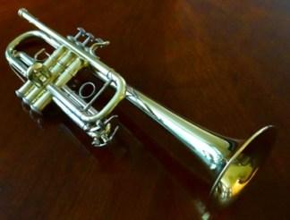 Larson GFT Artisan C Trumpet