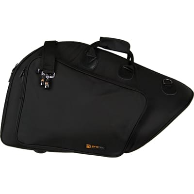 Pro Tec Deluxe French Horn Bag - Gold C246