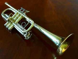 Larson GFT Reese Model C Trumpet
