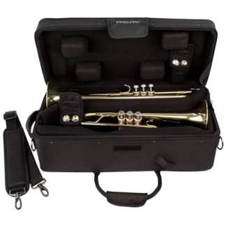 Pro Tec iPac Double Trumpet Case Without Wheels IP301D