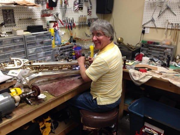 Instrument Repair in Omaha