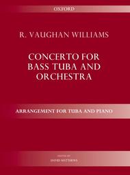 Vaughan Williams,  Ralph - Concerto For Bass Tuba
