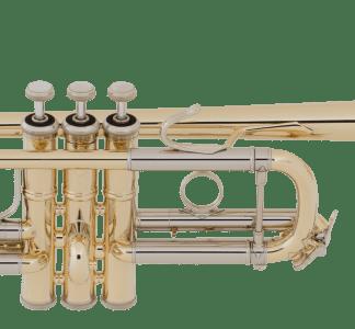 Bach Stradivarius 180L C Trumpet, 239/25C