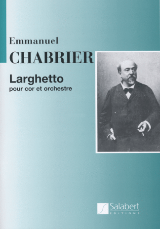 Charbrier -- Larghetto