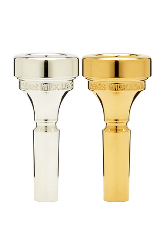 Denis Wick Classic Flugelhorn Mouthpiece in Gold