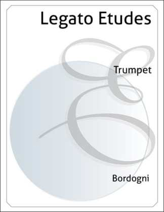 Bordogni -- Legato Etudes of Bordogni for Trumpet