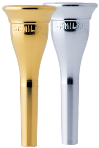 Schilke French Horn Mouthpiece in Gold