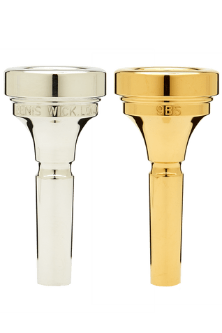 Denis Wick Classic Trombone Mouthpiece in Gold
