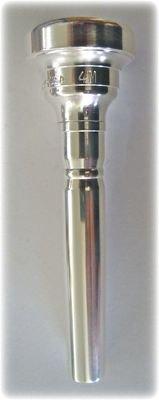 Warburton Standard Cornet Backbore in Silver