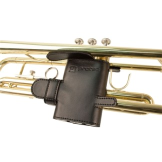 Pro Tec 6 Point Leather Trumpet Valve Guard L226SP